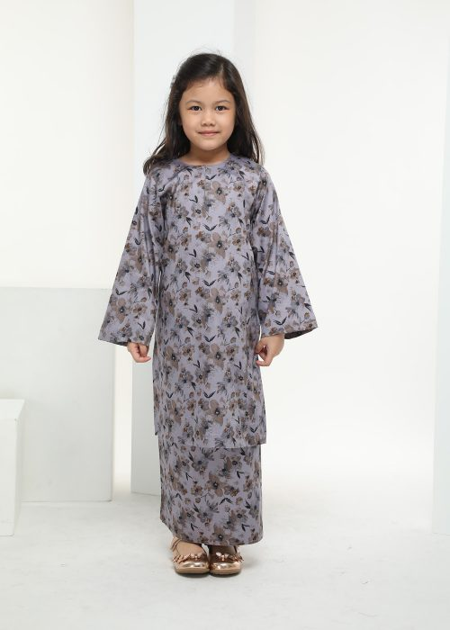 Baju Kurung English Cotton Kids